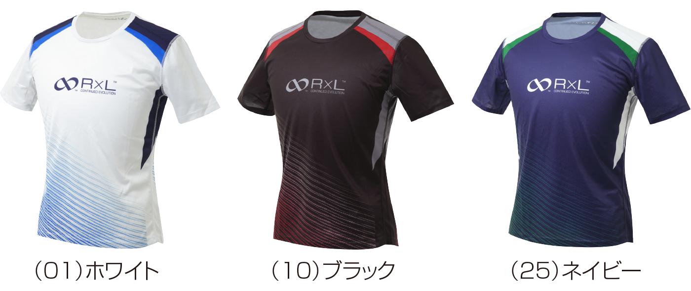 TAT-009メンズランニングTシャツ カラーサンプル