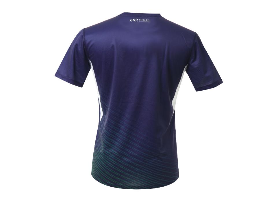 TAT-009 MEN'S T-SHIRTS メンズランニングTシャツ (25)ネイビー
