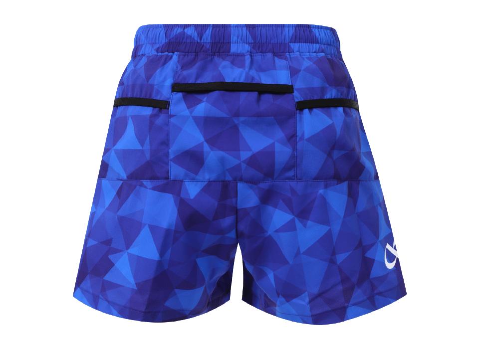 TRP-007M5 メンズ 6ポケットショートパンツ (2020)ブルー/ブルー