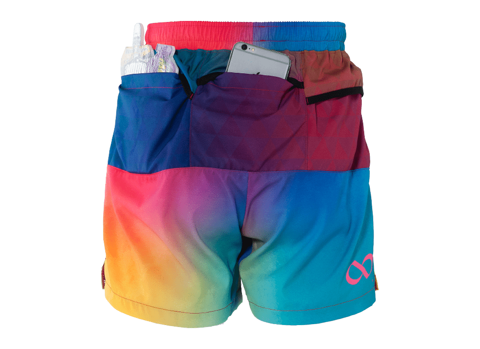 TRP-20TKOW 20TOKYO LIMITED LADY'S6POCKETS SHORT PANTS 2020東京限定レディース6ポケットBOXパンツ (4020)ピンク/ブルー